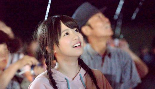 倉野尾成美出演 映画「YOU達HAPPY 映画版ひまわり」公開記念舞台挨拶